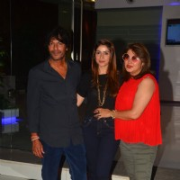 Chunky Pandey at Sajid Nadiadwala's Bash for 'Housefull 3'