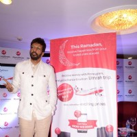 Javed Jaffrey at MoneyGram event