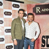 "Nandish Singh Sandhu at Launch of R- ADDA"" Roof Top Hideout Bar"