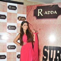 "Sara Khan at Launch of R- ADDA"" Roof Top Hideout Bar"