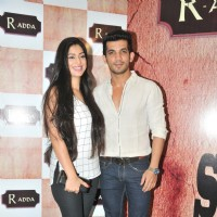 "Arjun Bijlani at Launch of R- ADDA"" Roof Top Hideout Bar"