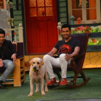 Randeep Hooda at 'Do Lafzon Ki Kahani' Team at 'The Kapil Sharma Show'