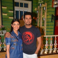 Randeep Hooda Promotes ''Do Lafzon Ki Kahani' Team at 'The Kapil Sharma Show'