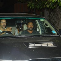 Shoojit Sircar at Special Screening of 'TE3N'