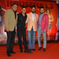 Cast of Housefull 3 at Success Meet!