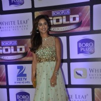 Krystlle Dsouza at Zee Gold Awards 2016