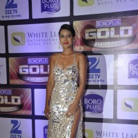 Nia Sharma at Zee Gold Awards 2016