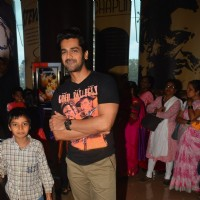 Arjan Bajwa at Special Screening of 'Zoya',a film by Vatsalya foundation!