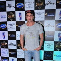 Sohail Khan at Aftab Shivdasani's Bash for his new venture 'Saint'