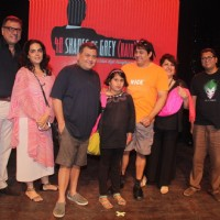 Boman Irani, Kunal Vijaykar and Cyrus Broacha at 40 Shades of Grey Show!
