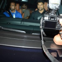 Aditya Roy Kapur at Special Screening of Marathi film 'Sairat'