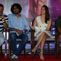 Alia Bhatt and Shahid Kapoor at Press Meet of 'Udta Punjab'