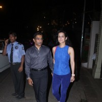 Tulip Joshi Snapped outside 'Korner House'
