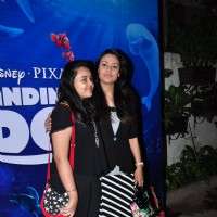 Gauri Tonk at Special Screening of 'Finding Dory'