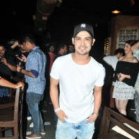 Kunwar Amarjeet Singh at Sana Khan's Birthday Bash!