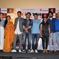 Zarina Wahab, Saqib Saleem & Shaan at Launch of the Song 'Tum Ho To Lagta Hain'