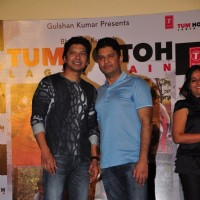 Shaan & Bhushan Kumar at Launch of the Song 'Tum Ho To Lagta Hain'