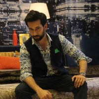 Nakuul Mehta at Launch of Star Plus' New Show  'Ishqbaaaz'