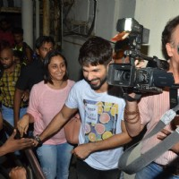 Shahid Kapoor Vists PVR Theatre to Watch Audience's Reaction for Udta Punjab