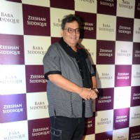 Subhash Ghai at Baba Siddique's Iftaar Party 2016