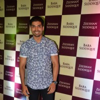 Gurmeet Choudhary at Baba Siddique's Iftaar Party 2016