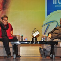 Subhash Ghai & Satish Kaushik at 'IFTDA' Director's Meet