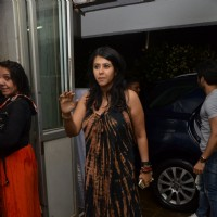Ekta Kapoor at Vandana Sajnani Khattar's 50th Play