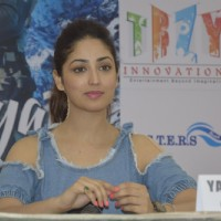Yami Gautam at Press Meet of film 'Junooniyat'