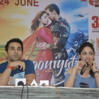 Press Meet of film 'Junooniyat': Pulkit Samrat and Yami Gautam!