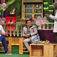 Govinda has a Blast on the Sets of 'The Kapil Sharma Show'