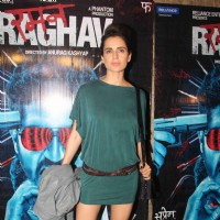 Kangana Ranaut at Special Screening of 'Raman Raghav 2.0'