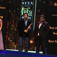 Priyanka Chopra and Kabir Khan at Star Studded 'IIFA AWARDS 2016'