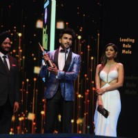Ranveer Singh and Shilpa Shetty at Star Studded 'IIFA AWARDS 2016'