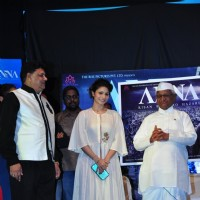 Tanishaa Mukerji at Film Launch of 'Anna'