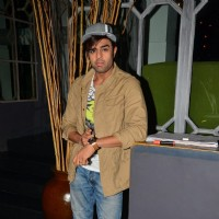 Manish Paul at Birthday Celebration of Director Anand Rai