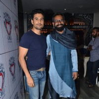Rajeev Khandelwal at Birthday Bash of Art Director Saini Johray bday bash at Villa 69​
