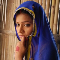 Ekta Tiwari as Radha in the show Tere Mere Sapne