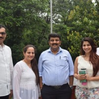 Tanishaa Mukerji's NGO STAMP Joins 'Tree Plantation Initiative'