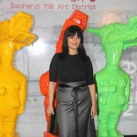 Neeta Lulla at Krishika Lulla's Party for The New Asian Restaurant DASHANZI