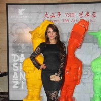 Aarti Chhabria at Krishika Lulla's Party for The New Asian Restaurant DASHANZI