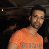Aamir Ali Malik at Launch of Mirabella Bar & Kitchen!