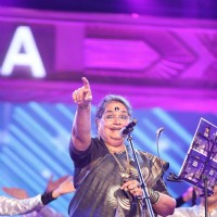 Usha Uthup at SIIMA Awards 2016