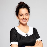 First look- Kangana Ranaut as Praful Patel in her movie 'Simran'