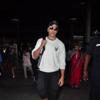Airport Scenes: Akshay Kumar back from his holiday