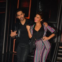 Varun Dhawan & Jacqueline Fernandez for Promotion of 'Dishoom' on 'Dance Plus Season 2'