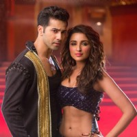 Varun Dhawan and Parineeti Chopra in 'Jaaneman Aah' ssong from Dishoom