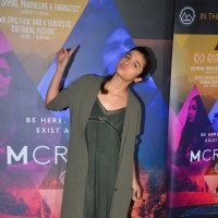 Alia Bhatt at Special Screening of film 'M Cream'