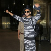 Ranveer Singh spotted at airport!