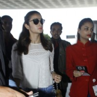 Alia Bhatt spotted at airport!