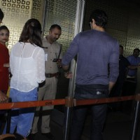 Alia Bhatt and Sidharth Malhotra spotted on airport!